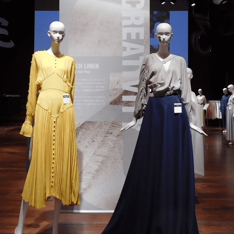 2020春夏東京展示会を時事通信ホールで開催