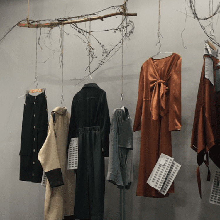 2020/21秋冬在上海的中国Inter textile Shanghai展出