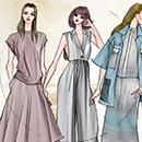 Fashion & Textile トレンド情報 2022 Spring & Summer「Fashion Message」